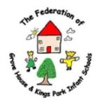 The Federation of Grove House and King's Park Infant Schools