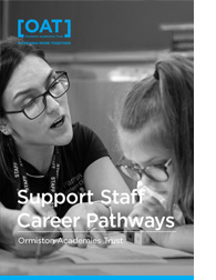 Support staff pathways