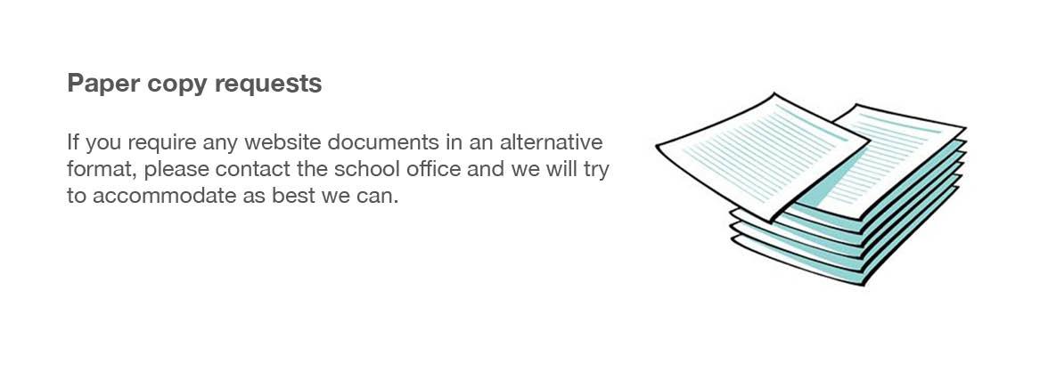 Paper Copy Requests